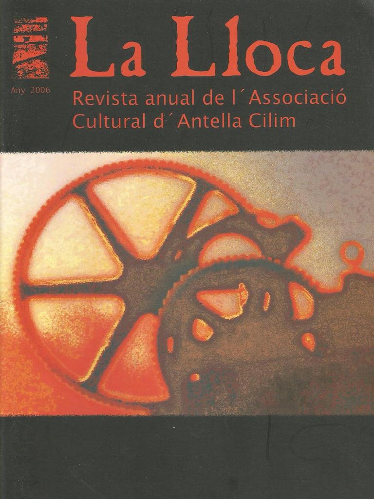 CILIM - Revista La LLoca num 2 any 2006