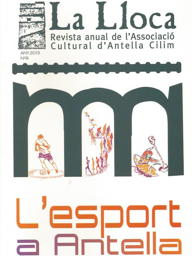 CILIM Revista La Lloca Antella