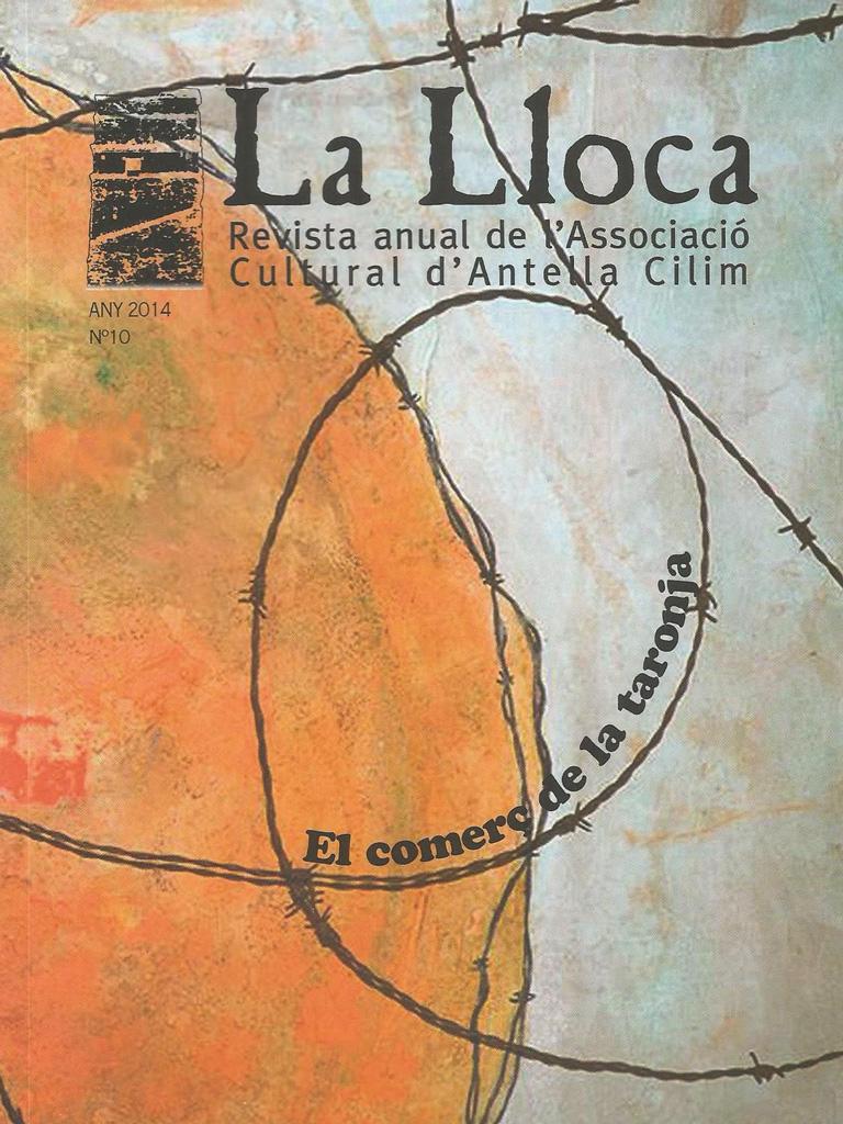 CILIM d'Antella - Revista La Lloca